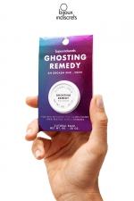 Baume clitoridien parfum Vétiver - Ghosting Remedy est un baume parfumé au vétiver pour le clitoris imaginé par Bijoux Indiscrets.