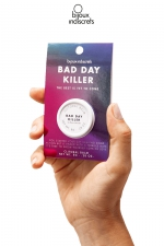 Baume clitoridien parfum Anis étoilé - Bad Day Killer est un baume parfumé à l'anis étoilé pour le clitoris imaginé par Bijoux Indiscrets.