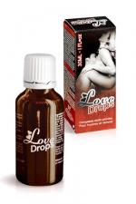 Love Drops - stimulant sexuel - Votre complément alimentaire énergisant sexuel pour hommes et femmes à base de plantes.