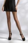 Collants résille TI016 - noir - Collants en résille.