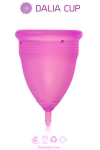 Dalia Cup  - La coupe menstruelle révolutionne depuis quelques années l'hygiène féminine. Vous aussi, passez à la cup !