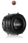 Pup-Balls BallStretcher - Oxballs - Un ballstretcher super doux et malléable, 100% silicone pure platinum, ressemblant à un petit collier clouté.