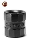 Ball-stretcher BullBalls 1 noir - Oxballs  - Le premier Ballstrecher créé par Oxballs remis au goût du jour avec leurs standards actuels de qualité. 100% silicone Platinum.