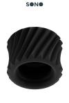 Ball Strap SONO 40 - Ball strap super extensible en soft TPE,  pour serrer les bourses, la verge ou les deux en même temps, par SONO.