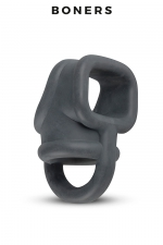 Ball Splitter en silicone liquide - Boners - Séparateur de testicules doux et flexible en silicone liquide, pour le look et les sensations.