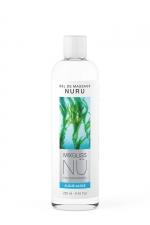 Gel massage Nuru Algue Mixgliss - 250 ml - Gel de massage NÜ par Mixgliss pour redécouvrir le plaisir du massage Nuru. Formule enrichie en algues, flacon de 250 ml.