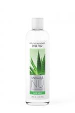Gel massage Nuru Aloe Vera Mixgliss - 250 ml - Gel de massage NÜ par Mixgliss pour redécouvrir le plaisir du massage Nuru. Formule enrichie en Aloe, flacon de 250 ml.