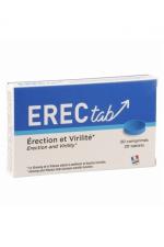 Erectab (20 comprimés) - Stimulant sexuel  - Stimulant sexuel pour homme qui aide à améliorer l'érection et la virilité - action immédiate.