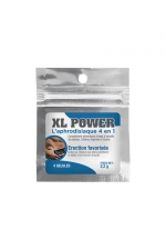 XL Power (4 gélules) - Aphrodisiaque - Aphrodisiaque masculin à action immédiate pour une érection rapide et de meilleures performances sexuelles (4 gélules).