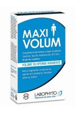 MaxiVolum (60 gélules) - Complément alimentaire aphrodisiaque à base de plantes, qui permet d'augmenter le volume de sperme et d'améliorer l'érection.