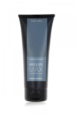 Lubrifiant Mixgliss MAX 70 ml - Lubrifiant nature à base d'eau extra glissant, idéal pour les dilatations extrêmes, format voyage 70 ml.