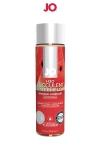 Lubrifiant aromatisé pastèque 120 ml - Lubrifiant aromatisé comestible parfum pastèque au format 120 ml de la marque Américaine System Jo.