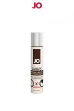 Lubrifiant hybride sans silicone effet chaud 30 ml - A base d'eau et d'huile de noix de Coco, ce lubrifiant hybride effet chaud est un Must Have de la marque System Joe.