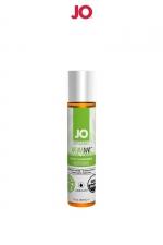 Lubrifiant BIO à la camomille 30 ml - Lubrifiant certifié Organic, fabriqué aux USA sans Glycerine, sans parabène et sans glycol. Aux extraits de camomille, 30 ml
