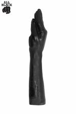 Gode All Black fucker (37 cm) - le gode avant bras special fist-fucking, réservé aux amateurs de dilatations extrêmes.