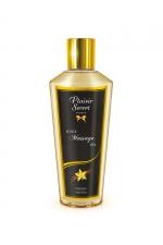 Huile sèche vanille - Huile de massage sèche au délicieux parfum de vanille pour des massages aussi relaxants que bons pour le corps.
