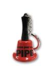 Porte clé clochette - sonnez pour une pipe - Agitez la clochette et l'objet de tous vos fantasmes viendra immédiatement vous prodiguer une fellation, ou pas !