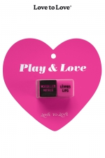 Dés Play & Love