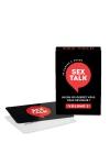 Jeu coquin Sex Talk Volume 1 - Jusqu'où oserez vous vous dévoiler quand vous parlez de sexe avec vos amis?