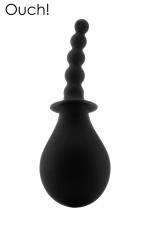 Poire anale 260 ml - Ouch! - Poire à lavement anal 100% silicone de la marque Ouh! Garantit une hygiène irréprochable avant la pratique du sexe anal.