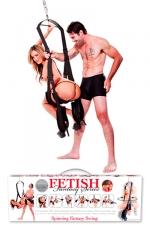 Balançoire Spinning Fantasy Swing - Une balançoire dédiée à vos ébats amoureux, pour effectuer les positions sexuelles les plus audacieuses.