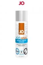 Lubrifiant anal effet frais 60 ml - Lubrifiant spécial anal à base d'eau, pour la pratique de la sodomie avec un partenaire ou pour jouer avec un sextoy.