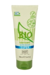 Lubrifiant HOT BIO Super 100 ml  - lubrifiant bio médical à base d'eau, organique et végétal, avec pouvoir super lubrifiant. tube 100% recyclable 100 ml.