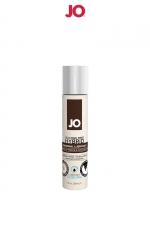 Lubrifiant hybride sans silicone effet frais 30 ml - A base d'eau et d'huile de noix de Coco, ce lubrifiant hybride effet frais est un Must Have de la marque System Joe.