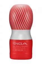 Masturbateur Air Flow Cup - Tenga - Le masturbateur Air Flow Cup de Tenga intègre un système à bulles d'air pour un maximum de plaisir !