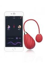 Oeuf vibrant connecté Magic Sundae - Magic Motion - Puissant œuf vibrant connecté pour des sensations intenses en solo ou en couple quelle que soit la distance.