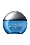 Parfum aux Phéromones Twilight Homme 15 ml - HOT - Parfum aphrodisiaque pour homme à base de phéromones pour un pouvoir attractif irrésistible. Flacon de 15ml.