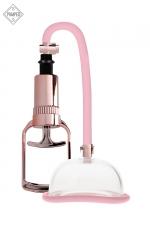 Pompe à vagin manuelle - Pumped - Décuplez la sensibilité et la taille de votre clitoris et de votre vulve avec la pompe à vagin Pussy Pump de chez Pumped.