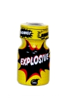 Poppers Explosive 9 ml - Arôme aphrodisiaque à effet immédiat, à base de nitrite de propyle, en flacon de poche de 9 ml.