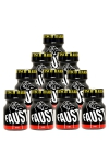 Pack 10 poppers Faust 9 ml