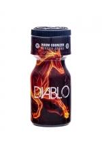 Poppers Diablo amyl 10ml - L'arôme aphrodisiaque diabolique au Nitrite d'Amyle, offrant des sensations ultra fortes (flacon de 10 ml).