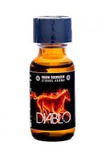 Poppers Diablo Amyl 25ml - Jolt - L'arôme aphrodisiaque diabolique au Nitrite d'Amyle, offrant des sensations ultra fortes (flacon de 25 ml).
