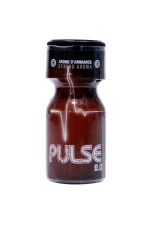 Poppers Pulse 2.0 10ml - L'arôme aphrodisiaque préféré des clubbers, à l'Amyle, avec des effets puissants et durables, en flacon de 10 ml.