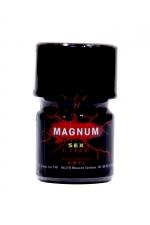 Poppers Sexline Magnum Rouge 15ml - Grâce à sa large ouverture, le poppers Sex Line rouge Magnum à l'Ammyl est encore plus fort et plus intense que la version classique.
