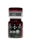 Poppers Amsterdam zero 10ml - Avec sa formulation hybride amyle + Propyle, ce poppers est le plus puissant de la marque Amsterdam.