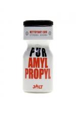 Poppers Pur Amyl-Propyl Jolt 10ml - Arôme d'ambiance hybride (un mix d'Amyle et de Propyle) de la collection PUR de Jolt, en flacon de 10 ml.