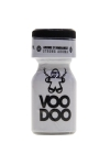 Poppers Voodoo 10ml - Aphrodisiaque d'ambiance hybride (amyl + propyl) procurant des sensations extra fortes (flacon de 10 ml).