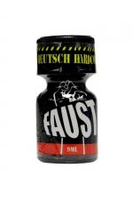 Poppers Faust 9 ml - Arôme liquide aphrodisiaque pour aromatiser votre pièce, à base de Nitrite de Penthyle.