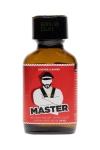 Poppers Master 24ml - Puissant arôme aphrodisiaque à base de propyle, idéal pour vous désinhiber et faire monter l'excitation pendant vos jeux SM.