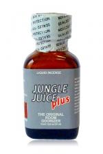 Poppers Jungle Juice Plus 24 ml - Une déclinaison puissante de l'arôme liquide aphrodisiaque original, au nitrite de Propyle.