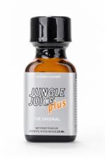 Poppers Jungle Juice Plus 24ml - Une déclinaison puissante de l'arôme liquide aphrodisiaque original, au nitrite de Propyle.