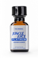 Poppers Jungle Juice Platinum 24 ml - Faites monter l'ambiance avec cet Arôme aphrodisiaque haute qualité à base de Nitrite d'Isopropyle.