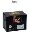 50 préservatifs Sico X-TRA - 50 préservatifs de très haute qualité offrant une épaisseur élevée, associant sécurité et intensité des sensations.