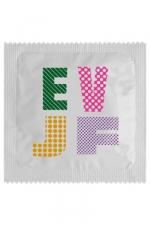 Préservatif humour - Evjf - Préservatif Evjf, un préservatif personnalisé humoristique de qualité, fabriqué en France, marque Callvin.
