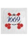Préservatif humour - 1669 - Préservatif 1669, un préservatif personnalisé humoristique de qualité, fabriqué en France, marque Callvin.