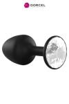 Geisha Plug Diamond XL - Dorcel - Version XL du Geisha Plug de Dorcel (11 x 4,5 cm) pour les amatrices et amateurs de gros et beaux sextoys.